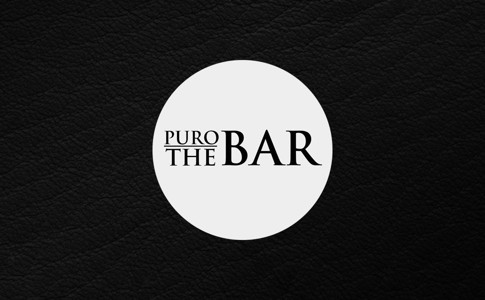 Puro The Bar - Grafikdesign